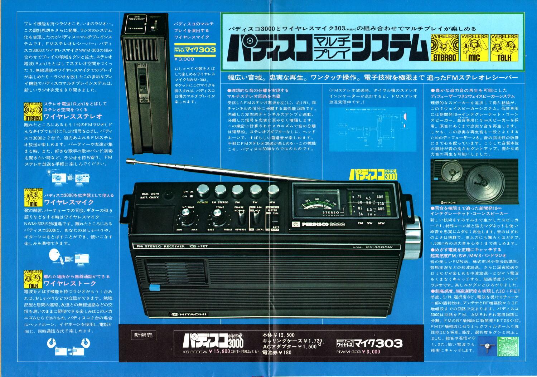 Hitachi Cd